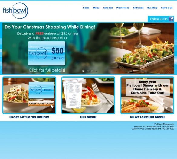 Fishbowl home page