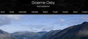 Graeme Oxby banner