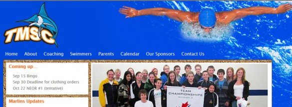 Timmins Marlins banner