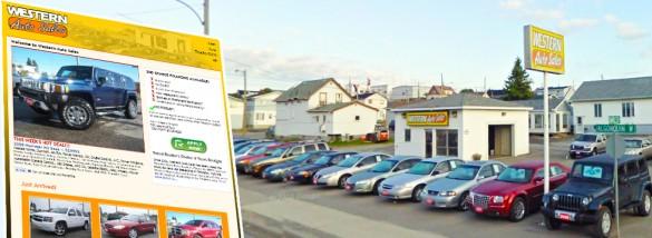 Western Auto Sales